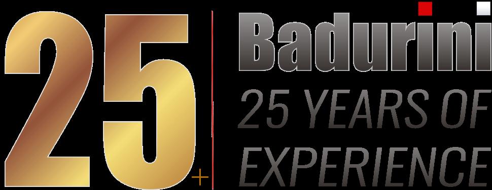 Badurini 25 Years