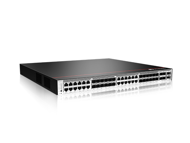 CloudEngine S5732-H Series Hybrid Optical-Electrical Switch