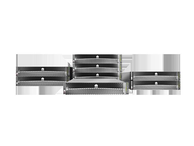 OceanStor 5000 V5 Series Mid-Range Hybrid Flash Storage Systems