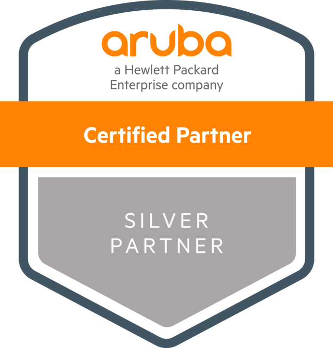 HPE Aruba Certified Partner